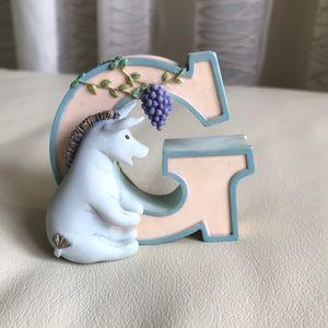 Disney - Winnie the Pooh alphabet letter G